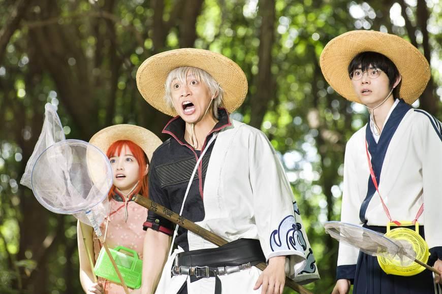 Live-action Gintama movie sequel announced