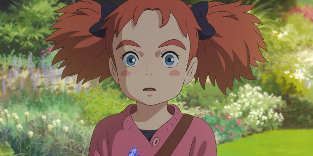 Mary and the Witch's Flower's Studio Ponoc is working on a new film