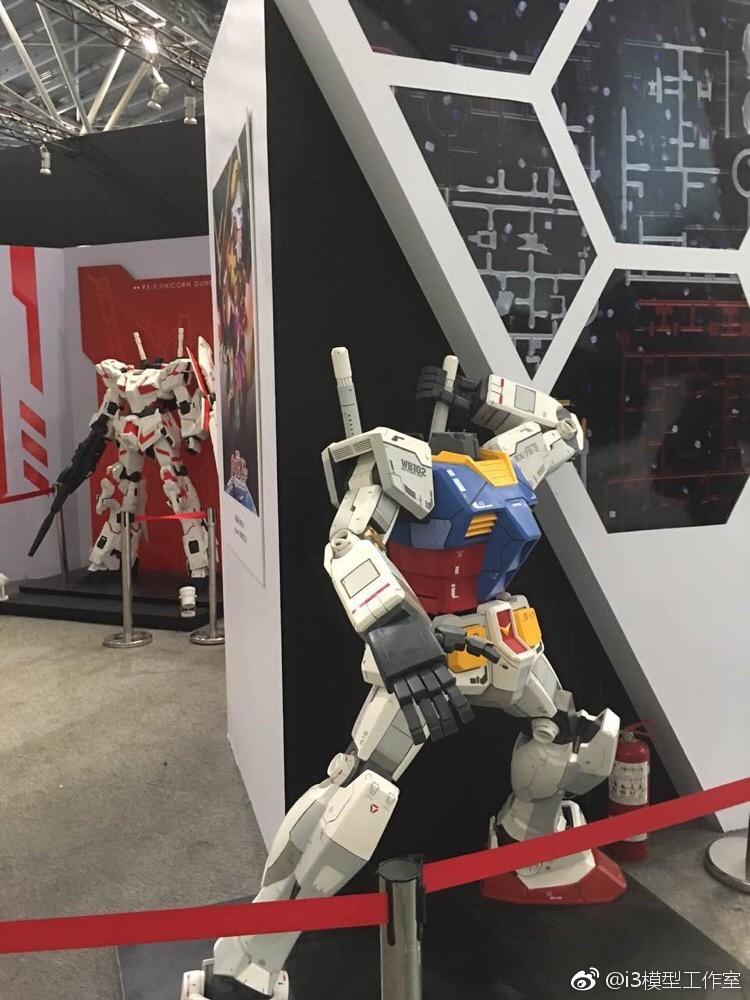 Gundam heads get stolen in China, later found being showed off online