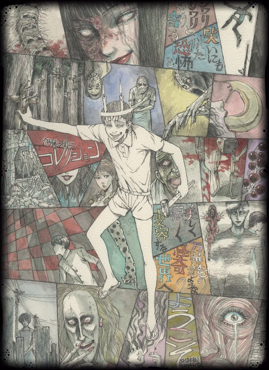 Junji Ito Collection confirmed as a TV anime, visual and release period revealed