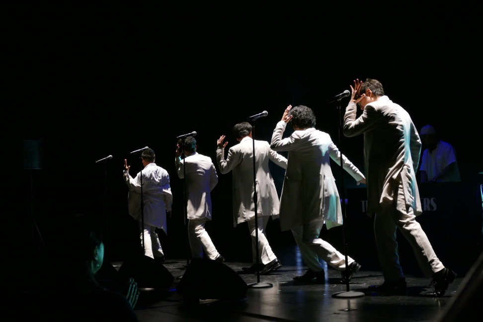 The Gospellers Delight Fans in their First Singapore Live!