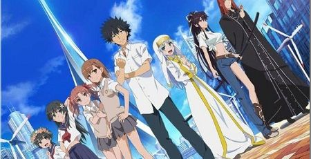 A Certain Magical Index Season 3 leaked by Animax variety show website
