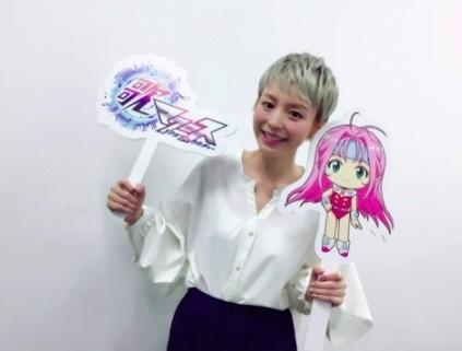 Aya Hirano is Macross's new Mylene Jenius