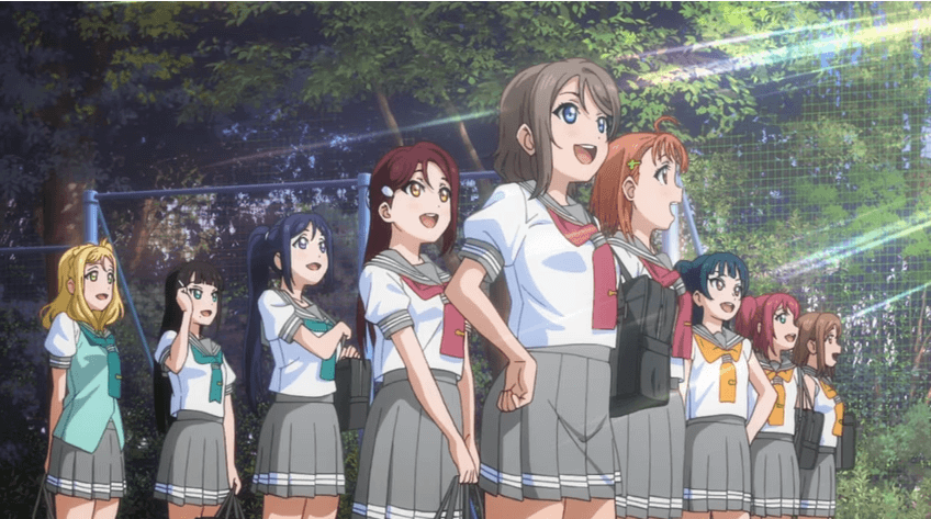 Love Live! Sunshine!! Season 2 reveals its latest PV