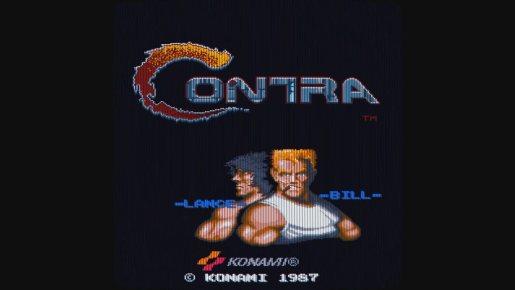 Classic Arcade/NES game, Contra, gets a Chinese live-action adaptation