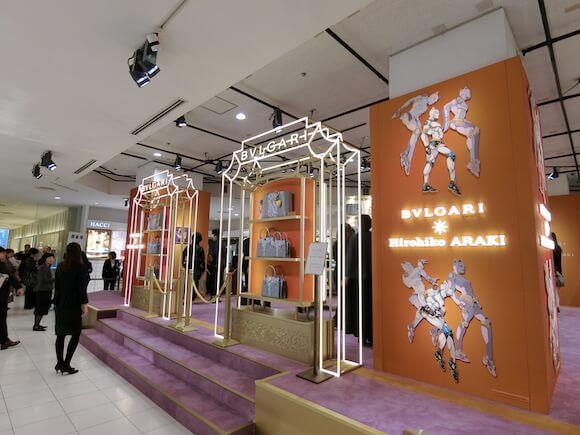 Jojo's Bizarre Adventure inspires new collection from high-end fashion brand, Bulgari