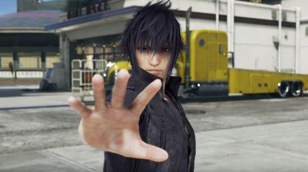 Tekken 7 adds Noctis from Final Fantasy XV