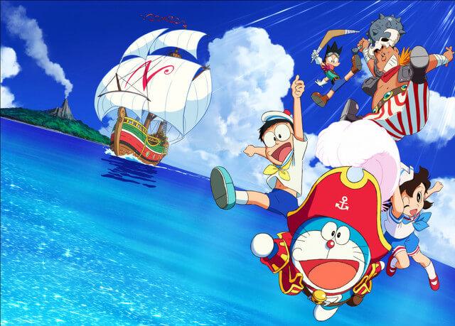 Doraemon the Movie: Nobita's Treasure Island reveals brand new trailer