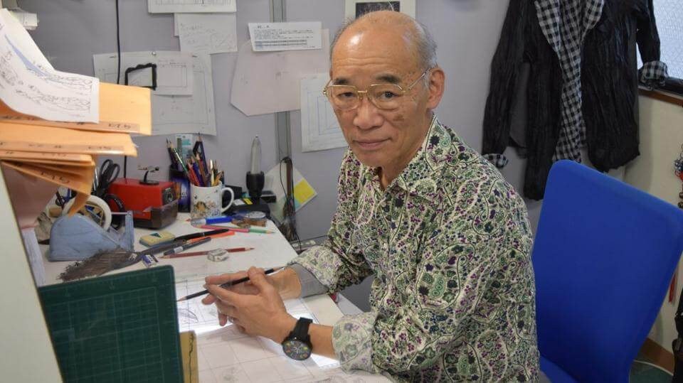 Gundam creator Yoshiyuki Tomino attends seiyuu group's final concert before their hiatus