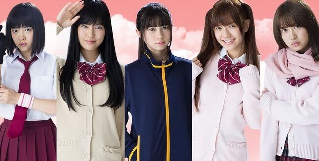 Live-action Saki Achiga-hen film reveals full trailer