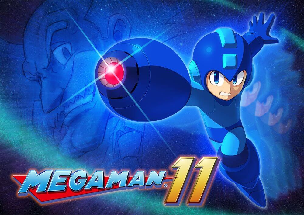 Capcom reveals new Megaman 11 game for PC, PS4, Xbox ONE, and Switch