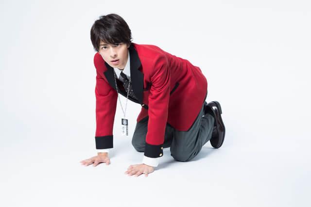 Live-action Kakegurui reveals Jabami Yumeko and Ryouta Suzui