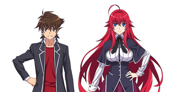 High School DXD Hero reveals latest PV