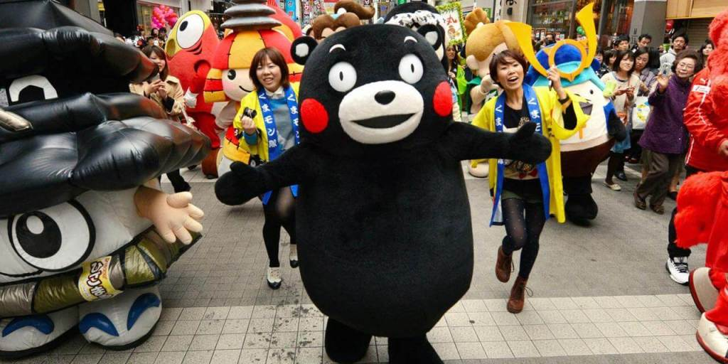 Kumamon gets his own origin story manga… and it's educational too!