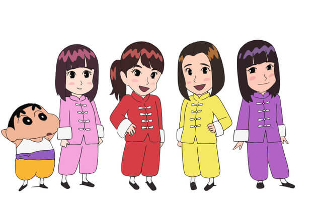 Momoiro Clover Z to guest star in new Crayon Shin-chan anime film as themselves