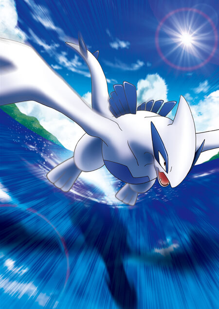 Lugia to return for 21st Pokemon film