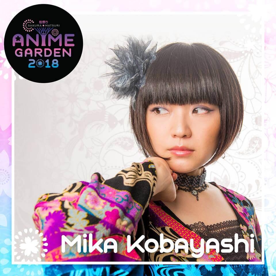 Sakura Matsuri: Anime Garden Guest Profile: Mika Kobayashi
