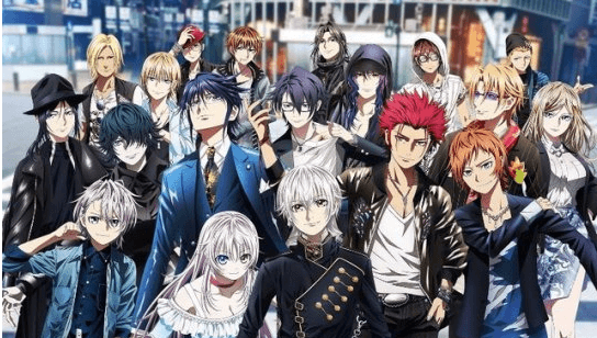 The Red King and the Blue King return: first K: Seven Stories film reveals new key visual