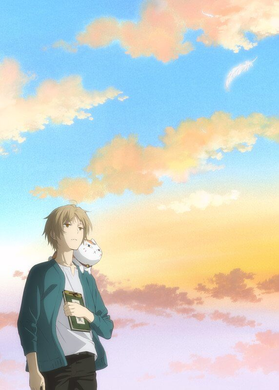 Natsume's Book of Friends the Movie First Trailer Revealed