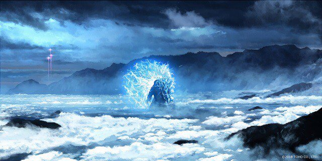 2nd Godzilla Anime Film Unveiled and Teases Mechagodzilla