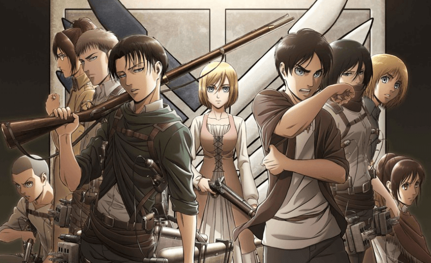 New PV and key visual revealed for Attack on Titan 3rd Season