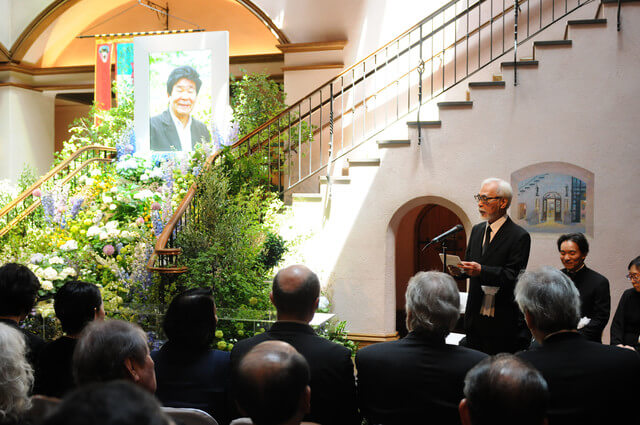 Hayao Miyazaki, Toshio Suzuki, Joe Hisaishi, Industry Friends Pay Final Respects to Isao Takahata