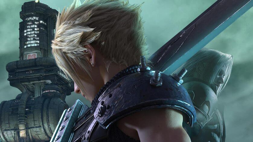 Final Fantasy VII Remake releases opening movie