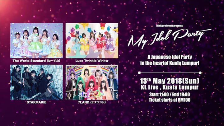 Kuala Lumpur Idol Event Postponed One Hour Before Doors Open