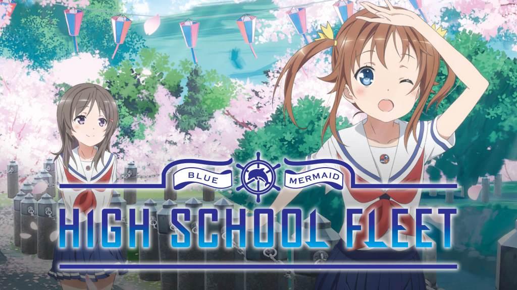 Resultado de imagen de High School Fleet