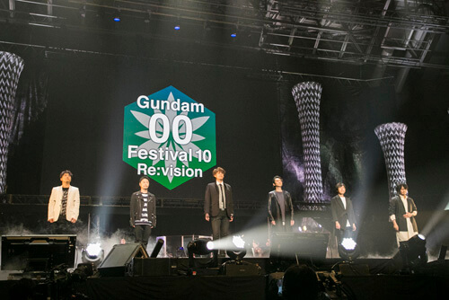 "BD/DVD Release for ""Mobile Suit Gundam 00 Festival 10 Re:vision"", 28th August"