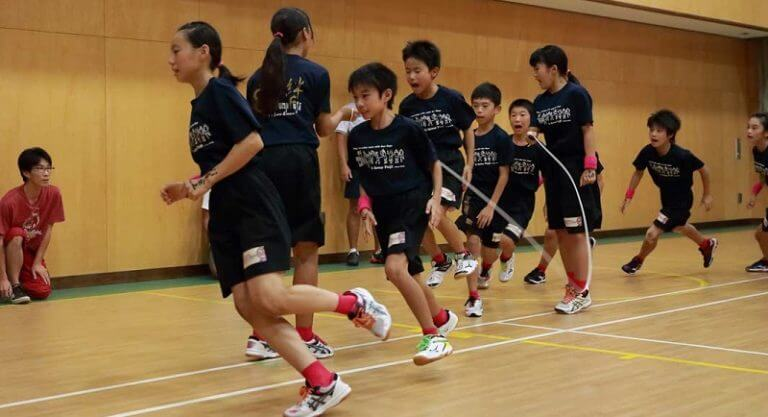 Japanese students just broke a Guinness World Record for jump rope