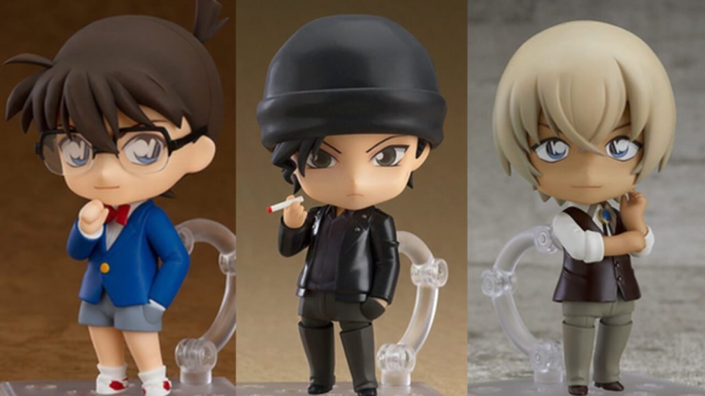 New Detective Conan film's success inspires Nendoroid re-releases