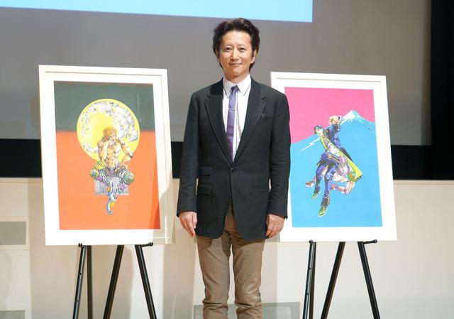 Hirohiko Araki JoJo Exhibition2