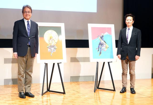 Hirohiko Araki JoJo Exhibition3