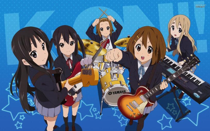 K-On mangaka kakifly returns to the franchise with new K-On! Shuffle manga