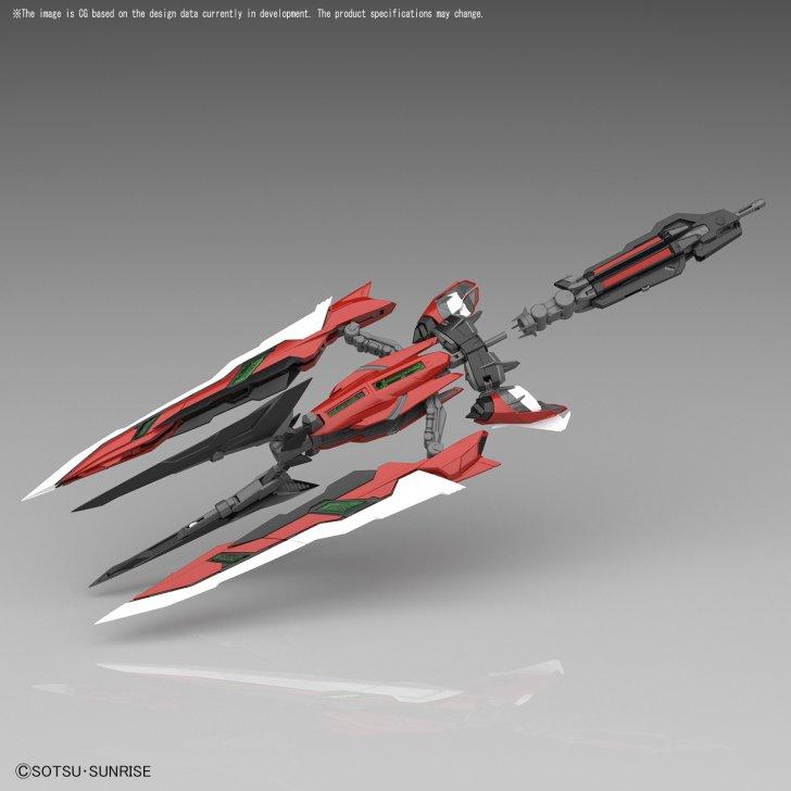 Gundam Astray Red Frame Kai4