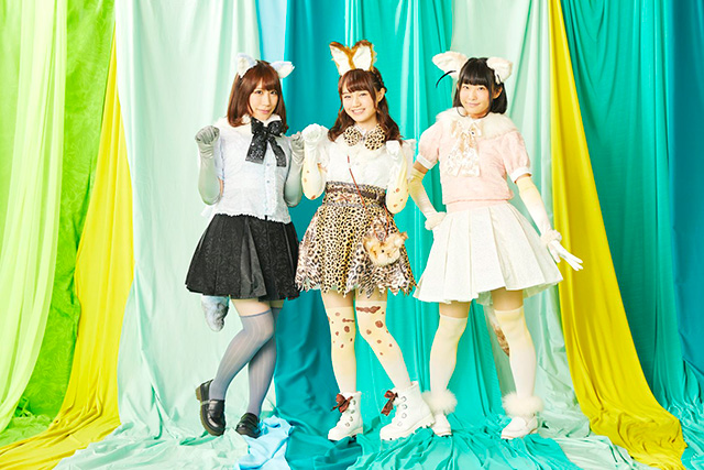 """Kemono Friends"" Unit ""Doubutsu Biscuits"" to Release Major Debut Album 4th October"
