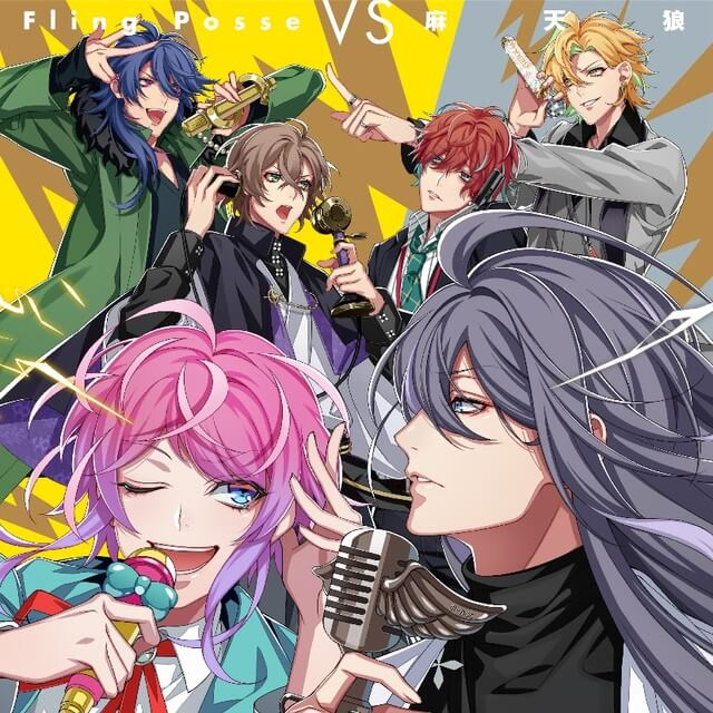 """Hypnosis Mic -Division Rap Battle-"" Drama Track Released via YouTube!"
