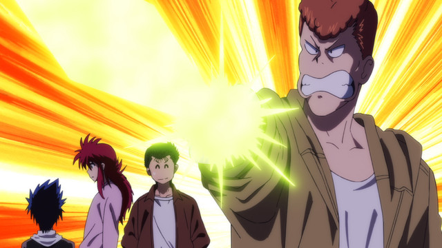 """Yu Yu Hakusho"" Gets Live-Action Netflix Adaptation"