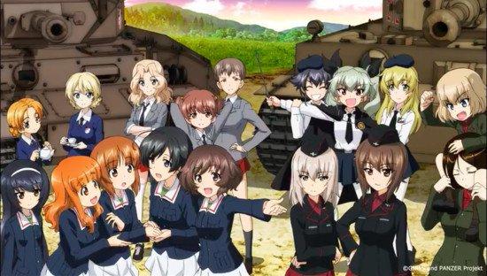2nd Girls und Panzer das Finale film to premiere in June 2019