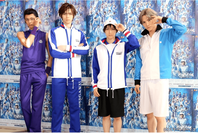 """3rd Theatrical Season of """"Musical: Prince of Tennis – Nationals Arc"""" Commence Performance Run in Tokyo – A Photographic Report"""