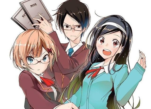 Shonen Jump manga, We Never Learn, is getting a TV anime