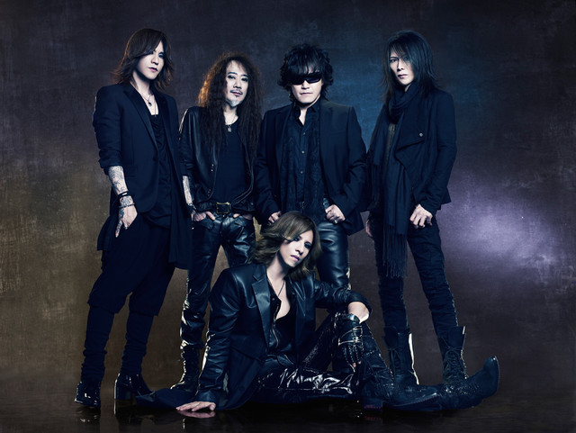 """X JAPAN"" Announces 3-Day Makuhari Messe Live"