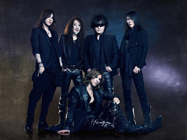 """X JAPAN"" Announces 3-Day Makuhari Messe Live"
