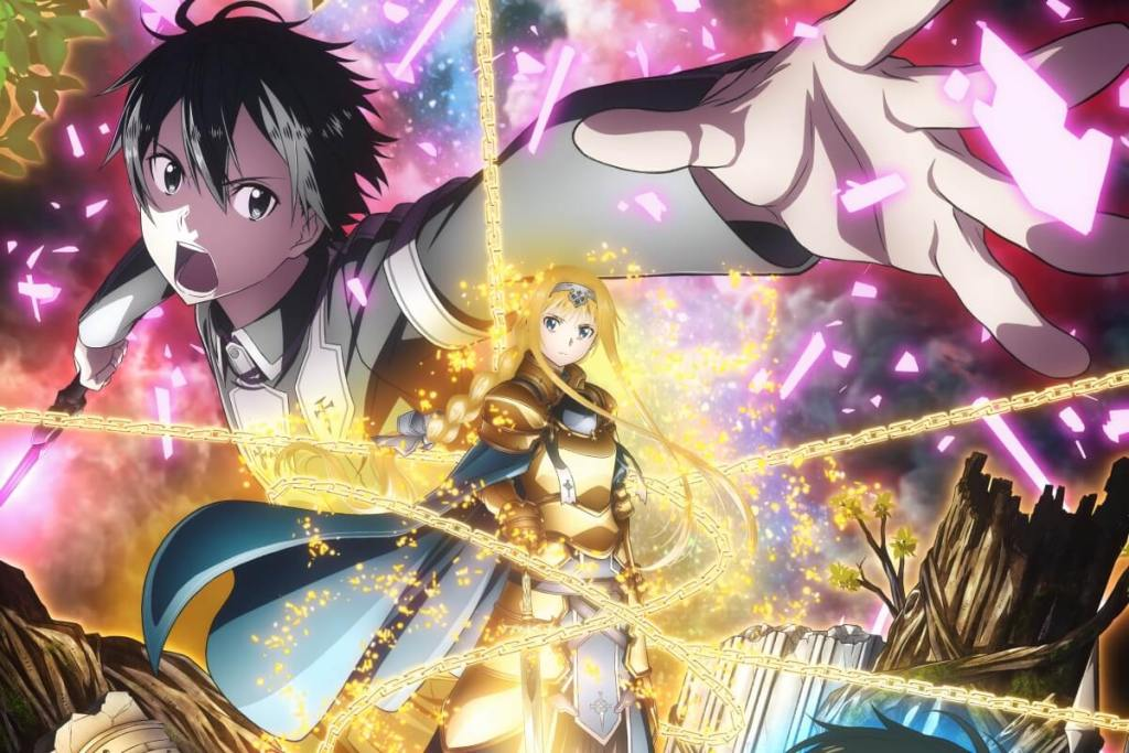 """SAO: Alicization"" Announces OP by LiSA, ED by Eir Aoi!"