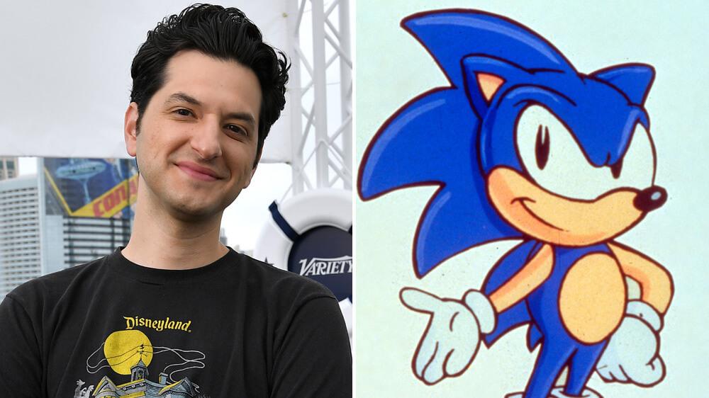 Ben Schwartz to voice Sonic for Hollywood film