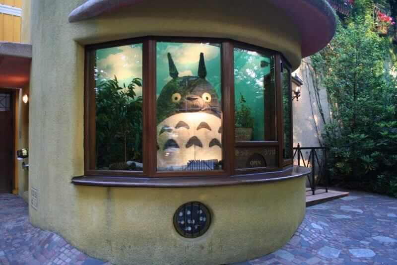 The Ghibli Museum is looking for staff right now…