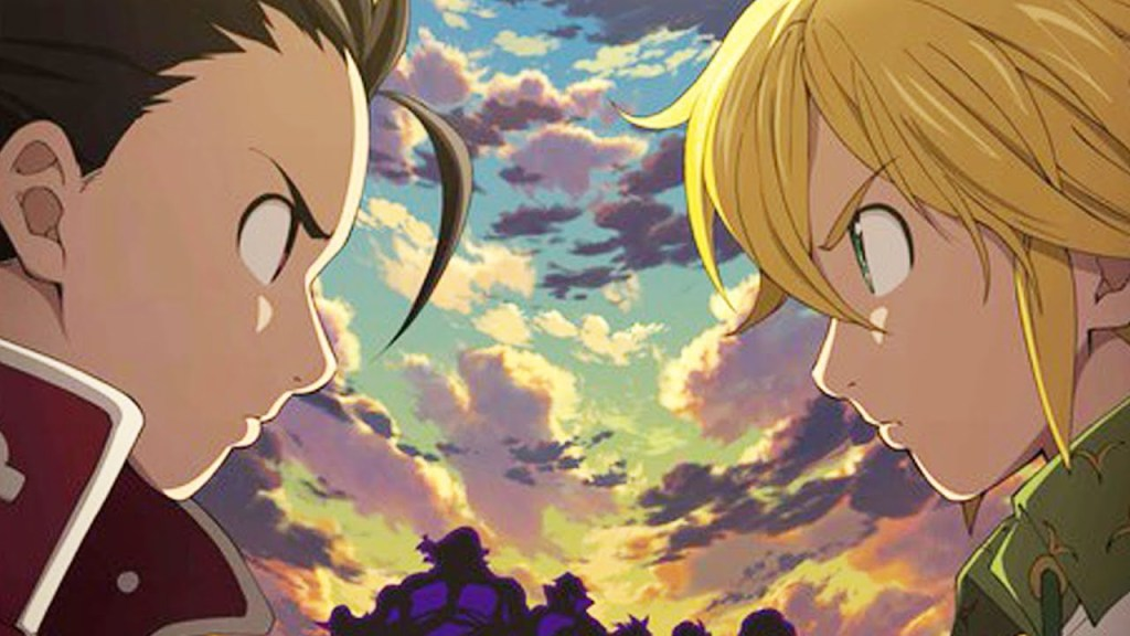 Netflix to stream The Seven Deadly Sins: Revival of The Commandments TV anime