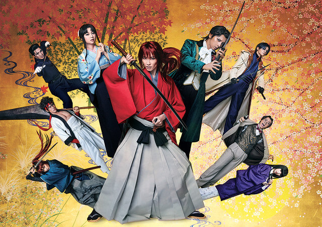 """Rurouni Kenshin"" Musical Revals Key Visual and Trailer!"