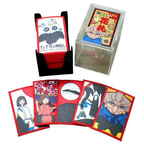 "Studio Ghibli's ""Spirited Away"" Gets its Very Own Hanafuda Cards Set"